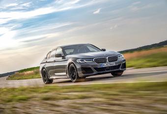 BMW 545e : Zes fiscaal voordelige cilinders #1