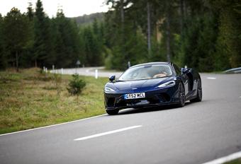 McLaren GT : Grand Tourisme... ou presque #1