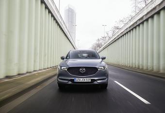 Mazda CX-5 2.0 SkyActiv-G 165 (2021) #1