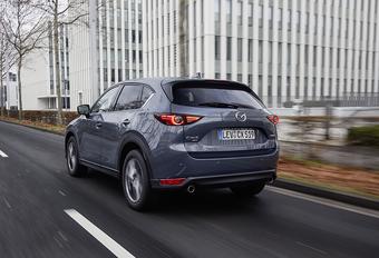 Mazda CX-5 2.0 SkyActiv-G 165 - detailwerk #1