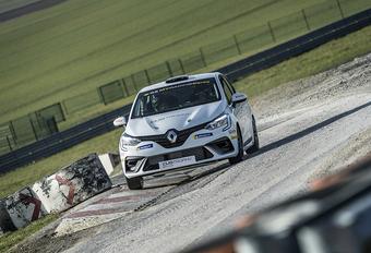 Renault Clio Rally5 - Instappen en rallyrijden #1