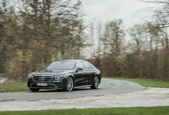 Mercedes S 500 L (2021) #1