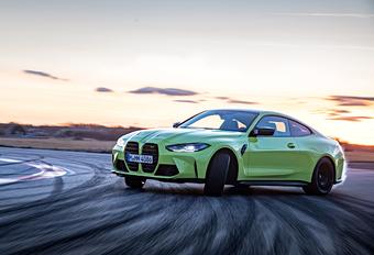 BMW M4 Coupé : Meesterlijk #1