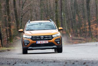 Dacia Sandero Stepway 1.0 TCe 90 : De juiste prijs #1