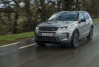Land Rover Discovery Sport P300e : L'hybride rural #1