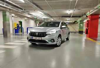 Dacia Sandero ECO-G 100 LPG - koning rijbereik #1