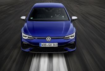 Volkswagen Golf R  - L'R supérieur #1