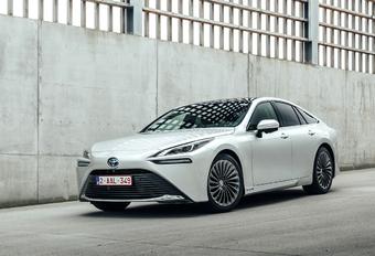Toyota Mirai 2021: Doorzetter #1