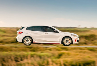 BMW 128ti - formule classique d'une compacte sportive #1