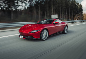 Ferrari Roma : Fijnproever #1