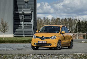 Renault Twingo Electric : Geruisloos orgelpunt #1