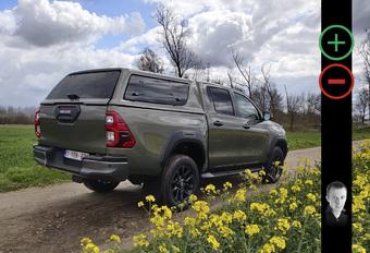 Wat vind ik van de Toyota Hilux 2.8 D-4D? #1
