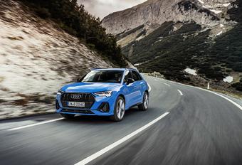 Audi Q3 45 TFSI e plug-in hybride - op z'n premiums #1