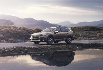 Subaru Outback: Genietbaar buitenbeentje #1