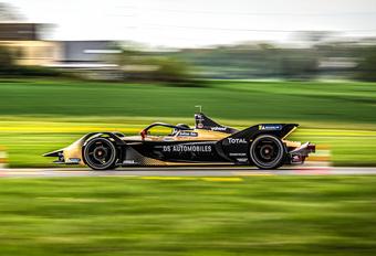 DS E-Tense FE21 - achter het stuur van een kampioen! #1