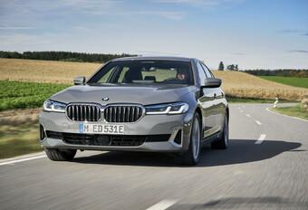 BMW 520e PHEV (2021) #1