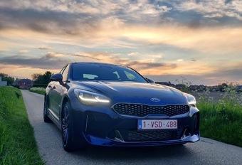 Kia Stinger GT 3.3 T AWD (2021) #1