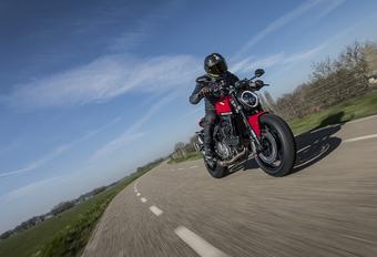 Ducati Monster (2021) - motortest #1