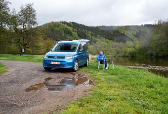 Volkswagen Caddy (Maxi) California - ticket naar de zon #1