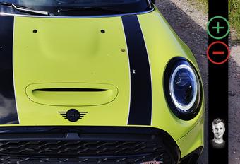 Wat vind ik van de gefacelifte Mini Cooper S Cabrio? #1