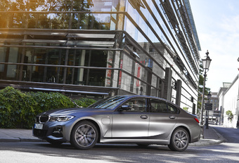 BMW 320e - enkel voor professionals #1
