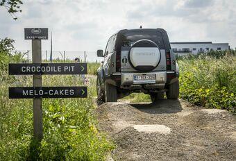 Land Rover Experience : l'art du 4x4 #1