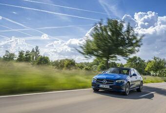 Mercedes C-Kasse: Nieuwer dan hij lijkt
