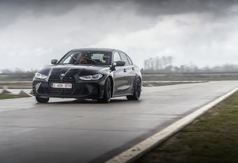 BMW M3 Competition : Troetelmodel #1