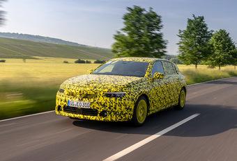 Opel Astra : Mélange des genres #1