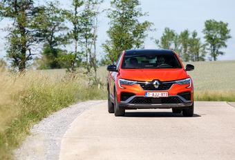 Renault Arkana 1.3 TCe 140 : Verleidingsoffensief #1