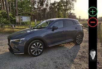 Test 2021 Mazda CX-3 2.0 SkyActiv-G - Review AutoGids