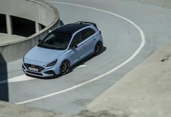 Test 2021 Hyundai i30 N facelift N-DCT