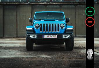 Que pensez-vous de la Jeep Gladiator 2021 ? #1