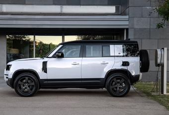 Land Rover Defender 110 P400e PHEV