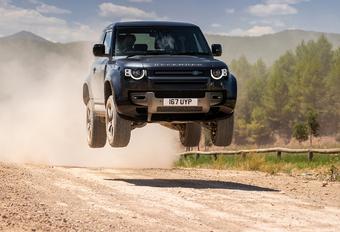 Land Rover Defender 90/110 V8 (2021) - T-Rex #1