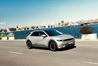 Hyundai Ioniq 5 : Duurzame ontwikkeling #1