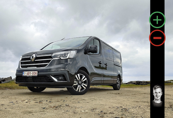 Review 2021 Renault Trafic SpaceClass - Test AutoGids