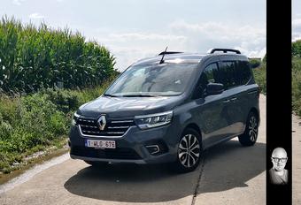 Blogtest - 2021 Renault Kangoo