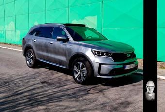Kia Sorento PHEV essai Moniteur Automobile 2021