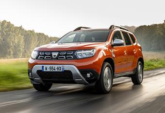 2021 - Dacia Duster facelift