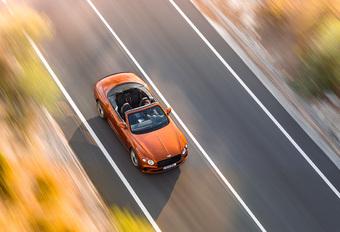 Test 2021 Bentley Continental GT Speed Convertible