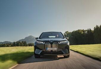 2021 BMW iX EV SUV