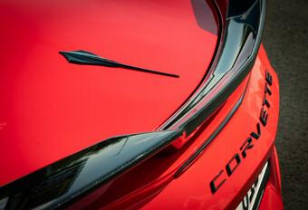 Plug-in hybride Corvette C8 'E-Ray' zou in 2022 komen #1