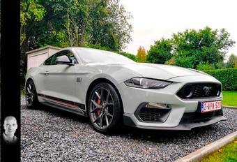 Ford Mustang Mach 1 - Essai Moniteur Automobile