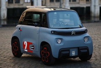 2021 Citroën AMI - Essai Moniteur Automobile
