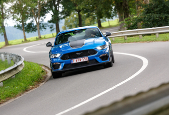 Ford Mustang Fastback Mach 1 : L'ultime cadeau? #1