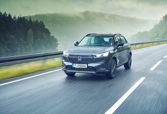 Honda HR-V e:HEV : hybride à sa façon #1