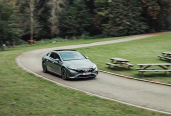 Mercedes EQS 580 4MATIC : Elektrospezial #1