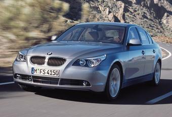 BMW 545i #1