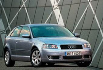 Audi A3 DSG 2.0 TDI & 3.2 V6 #1